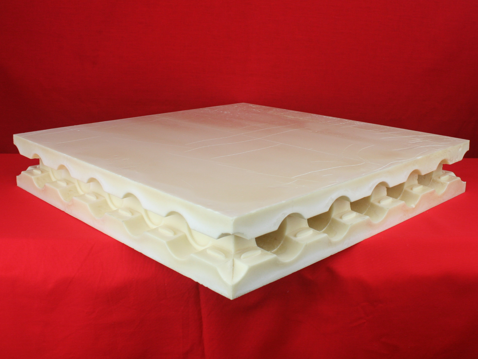 Polyurethane Foam Panels : Zipblock modular building panels work seamlessly with our